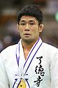 Hiroaki Hiraoka (JPN), .May 12, 2012 - Judo : .All Japan Selected Judo Championships, Men's -60kg class Victory Ceremony .at Fukuoka Convention Center, Fukuoka, Japan. .(Photo by Daiju Kitamura/AFLO SPORT) [1045]