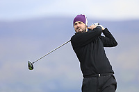 Paraic Connolly (Kileen Castle) during the first round of matchplay at the 2018 West of Ireland, in Co Sligo Golf Club, Rosses Point, Sligo, Co Sligo, Ireland. 01/04/2018.<br /> Picture: Golffile | Fran Caffrey<br /> <br /> <br /> All photo usage must carry mandatory copyright credit (&copy; Golffile | Fran Caffrey)