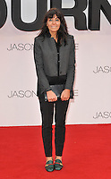 Claudia Winkleman at the &quot;Jason Bourne&quot; European film premiere, Odeon Leicester Square cinema, Leicester Square, London, England, UK, on Monday 11 July 2016.<br /> CAP/CAN<br /> &copy;CAN/Capital Pictures /MediaPunch ***NORTH AND SOUTH AMERICAS ONLY***