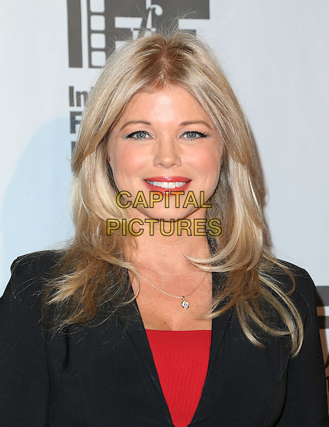 Hollywood, CA - November 06 Donna D'Errico Attending The International Family Film Festival in Hollywood Screening of &quot;Only God Can&quot; At Pickford Theater at Raleigh Studios On November 06, 2015. <br /> CAP/MPI/FS<br /> &copy;FS/MPI/Capital Pictures