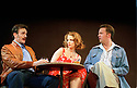 Sexual Perversity in Chicago by David Mamet, directed by Lindsay Posner. With Hank Azaria as Bernie, Kelly Reilly as Deborah, Mathew Perry as Danny. Opened at the Comedy Theatre 14/5/03 CREDIT Geraint Lewis