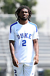 28 August 2016: Duke's Carter Manley. The Duke University Blue Devils hosted the University of North Carolina Asheville Bulldogs at Koskinen Stadium in Durham, North Carolina in a 2016 NCAA Division I Men's Soccer match. Duke won the game 5-1.