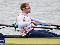 Caversham. Berkshire. UK<br /> George NASH.<br /> 2016 GBRowing European Team Announcement,  <br /> <br /> Wednesday  06/04/2016 <br /> <br /> [Mandatory Credit; Peter SPURRIER/Intersport-images]