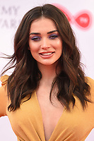 Amy Jackson arriving for the BAFTA TV Awards 2018 at the Royal Festival Hall, London, UK. <br /> 13 May  2018<br /> Picture: Steve Vas/Featureflash/SilverHub 0208 004 5359 sales@silverhubmedia.com