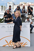 CANNES, FRANCE - MAY 11:  Eva Melander at the photocall for 'Grans' during the 71st annual Cannes Film Festival at Palais des Festivals on May 11, 2018 in Cannes, France. <br /> CAP/PL<br /> &copy;Phil Loftus/Capital Pictures