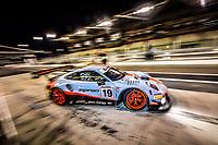 #19 GPX RACING (UAE) PORSCHE 911 GT3 R STUART HALLBENJI (GBR) GOETHE (DEN) JORDAN GROGOR (UAE) GT3 PRO