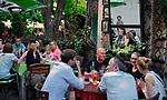 """Pub """"Stajnia"""" na krakowskim Kazimierzu.<br /> Pub """"Stajnia"""" on Krakow's Kazimierz."""