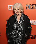 "Blair Brown attends the Second Stage Production of ""Days Of Rage"" at Tony Kiser Theater on October 30, 2018 in New York City."