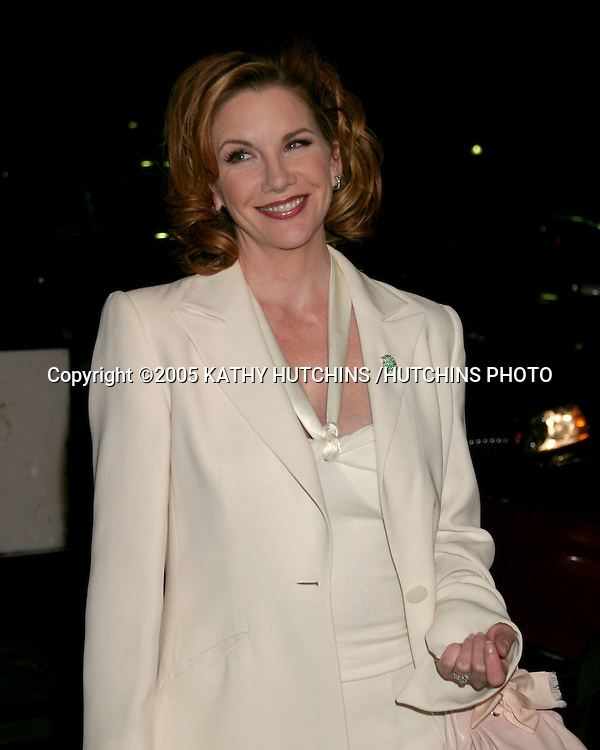 ©2005 KATHY HUTCHINS /HUTCHINS PHOTO.TELEVISION CRITICS TOUR - HALLMARK CHANNEL PARTY.THE EBELL CLUB.LOS ANGELES, CA.JANUARY 13, 2005..MELISSA GILBERT