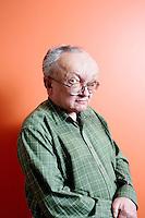 Nick Patterson - Portraits - Broad Institute - MIT