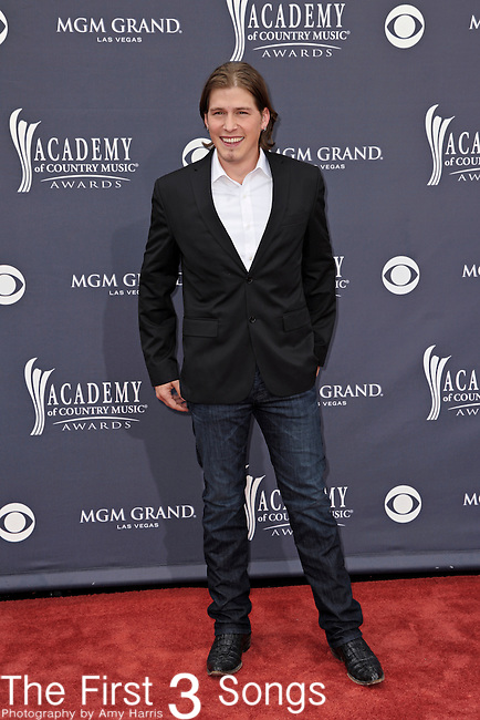 Jason Michael Carroll attends the 46th Annual Academy of Country Music Awards in Las Vegas, Nevada on April 3, 2011.