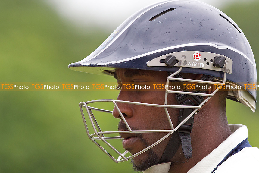 Michael Carberry, Hampshire CCC - Kent CCC vs Hampshire CCC - LV County Championship Division Two Cricket at The Nevill Ground, Tunbridge Wells - 06/06/12 - MANDATORY CREDIT: Ray Lawrence/TGSPHOTO - Self billing applies where appropriate - 0845 094 6026 - contact@tgsphoto.co.uk - NO UNPAID USE.