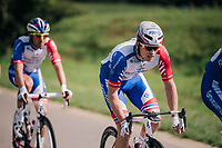 defending champion Arnaud Démare (FRA/Groupama-FDJ)<br /> <br /> 98th Brussels Cycling Classic 2018<br /> One Day Race:  Brussels > Brussels (201km)