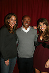 All My Children's Jamie Luner, J.R. Martinez and Chrishell Stause came to see fans on November 22, 2009 at the Brokerage Comedy Club & Vaudeville Cafe, Bellmore, NY for a Q & A, autographs and photos. (Photo by Sue Coflin/Max Photos)