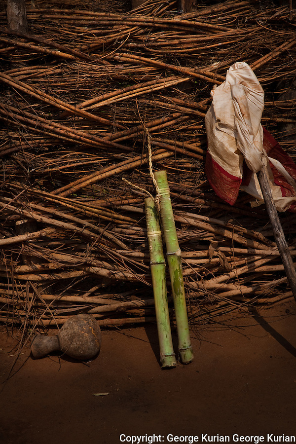 being dependent on the forest for all aspects of life, evicted tribals find themselves caught in between the state and the maoists.