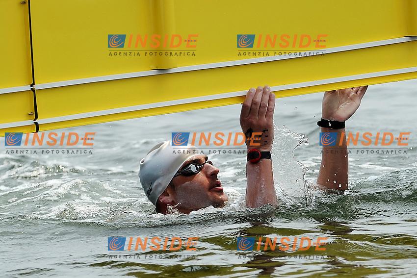Petar STOYCHEV Bulgaria Gold Medal.Men's 25Km Open Water .Shanghai 232/7/2011 .14th FINA World Championships.Foto Andrea Staccioli Insidefoto