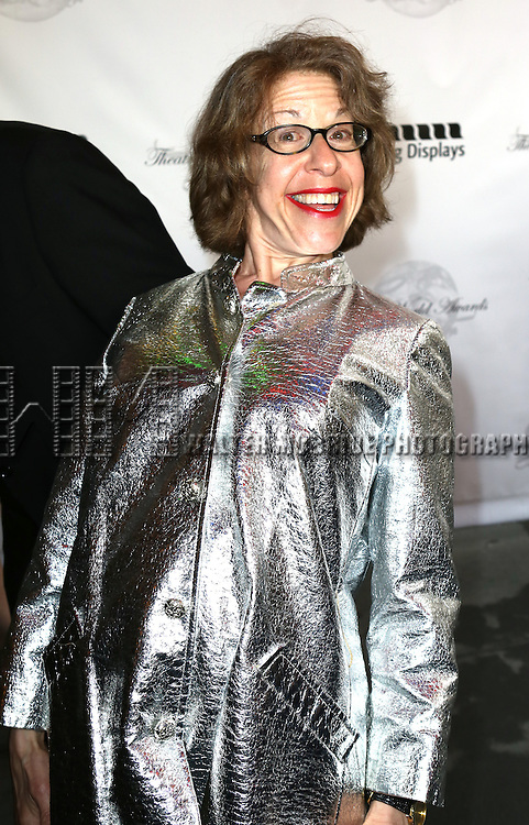 Jackie Hoffman attending the 69th Annual Theatre World Awards at the Music Box Theatre in New York City on June 03, 2013.