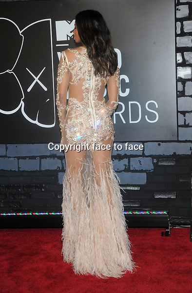 BROOKLYN, NY - AUGUST 25: Ciara Harris attending the 2013 MTV Video Music Awards at The Barclays Center in Brooklyn, NY on August 25, 2013. <br />