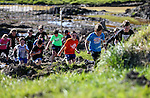 HArbour Sport Mud Rush, Massey University Campus, Albany, Auckland, New Zealand. Saturday 10 September 2016. Photo: Simon Watts / www.bwmedia.co.nz