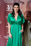 Sonia Ferrer during the David Bisbal 40th Birth Day concert photocall at Teatro Real in Madrid, Spain. June 05, 2019. (ALTERPHOTOS/A. Perez Meca)
