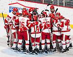 2013-14 NCAA Hockey: Minnesota at Wisconsin