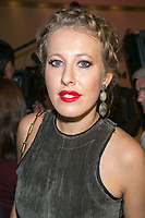 Ksenia Sobchak<br /> Russian TV anchor, journalist, socialite and actress and celebrity presidential candidate running against Putin.<br /> **FILE PHOTO FROM 2013**<br /> ** NOT FOR SALE IN RUSSIA or FSU **<br /> CAP/PER<br /> &copy;PER/CapitalPictures