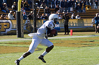 28 October 2006: A.J. Wallace..The Penn State Nittany Lions defeated the Purdue Boilermakers 12-0 on October 28, 2006 at Ross-Ade Stadium, West Lafayette, Indiana.