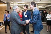 The grand opening of The Garage on the campus of Northwestern University in Evanston. (Photo by Jim Prisching)