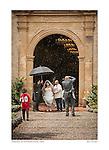 Wedding showers,San Carlos Borromeo del Carmelo by Larry Angier.