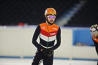 SCHAATSEN: HEERENVEEN: 03-01-2017, IJsstadion Thialf, Training Shorttrack, ©foto Martin de Jong