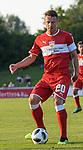 18.07.2018, Voehlinstadion, Illertissen, GER, FSP, FV Illertissen - VfB Stuttgart, im Bild Christian Gentner (Stuttgart #20)<br /> <br /> Foto &copy; nordphoto / Hafner