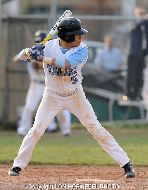 Skyline vs. Dexter baseball at Skyline High School, 4-29-13.
