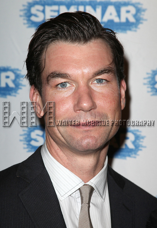 Jerry O'Connell.during the Broadway Opening Night After Party for 'Seminar' at Gotham Hall in New York City on 11/20/2011.