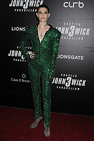"Asia Kate Dillon at the World  Premiere of ""John Wick: Chapter 3 Parabellum"", held at One Hanson in Brooklyn, New York, USA, 09 May 2019"