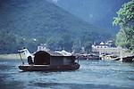 China, the Li River in Guangxi Zhuang Autonomous Region