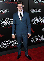 HOLLYWOOD, LOS ANGELES, CA, USA - MAY 31: Brendan Robinson at the 'Pretty Little Liars' 100th Episode Celebration held at W Hotel Hollywood on May 31, 2014 in Hollywood, Los Angeles, California, United States. (Photo by Xavier Collin/Celebrity Monitor)