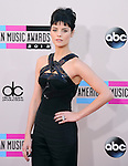 LOS ANGELES, CA - NOVEMBER 24: Jaimie Alexander arrives at   The 2013 American Music Awards held at Nokia Live in Los Angeles, California on November 24,2013                                                                               © 2013 Hollywood Press Agency