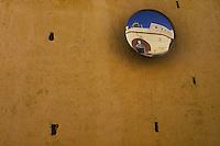 Casa di reclusione di Porto Azzurro, isola d' Elba..House of imprisonment of Porto Azzurro, Elba Island.  .