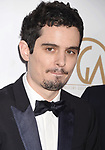 HOLLYWOOD, CA - JANUARY 28: Director Damien Chazelle arrives at the 28th Annual Producers Guild Awards at The Beverly Hilton Hotel on January 28, 2017 in Beverly Hills, California.
