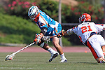 Philadelphia Barrage vs Los Angeles Riptide.Home Depot Center, Carson California.Anthony Kelly (#34) and Jason Motta (#21).506P8330.JPG.CREDIT: Dirk Dewachter