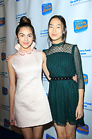 LOS ANGELES - DEC 5: Olivia Rodrigo, Madison Hu at The Actors Fund's Looking Ahead Awards at the Taglyan Complex on December 5, 2017 in Los Angeles, California