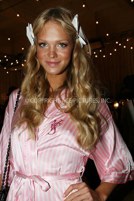 WWW.ACEPIXS.COM . . . . .  ....November 19 2009, New York City....Models backstage at the Victoria's Secret fashion show at The Armory on November 19, 2009 in New York City....Please byline: NANCY RIVERA- ACEPIXS.COM.... *** ***..Ace Pictures, Inc:  ..Tel: 646 769 0430..e-mail: info@acepixs.com..web: http://www.acepixs.com