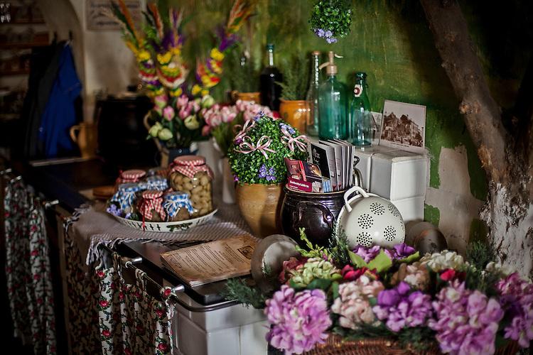 Lublin, wystrój wnętrza w restauracji na lubelskim rynku