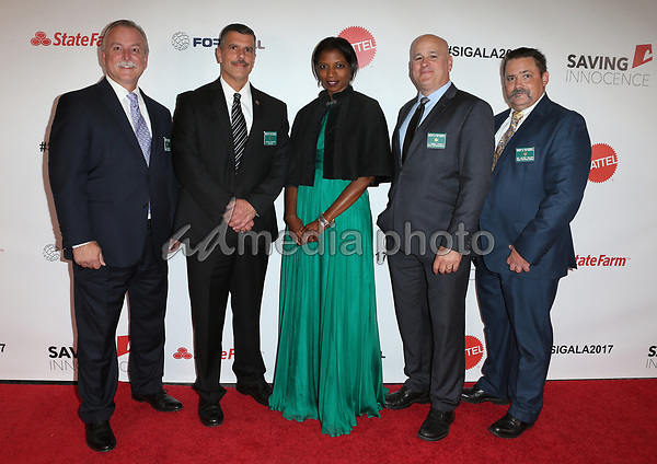 30 September 2017 - Los Angeles, California - Los Angeles County Sheriff's Department. 6th Annual Saving Innocence Gala held at Loews Hollywood Hotel. Photo Credit: F. Sadou/AdMedia