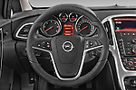 Car pictures of steering wheel view of a 2015 Opel ASTRA Enjoy 5 Door Wagon 2WD Steering Wheel