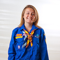 Scout from Russia.