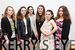 Taking part in Mounthawk's Got Talent on Thursday night were Sinead Collins, Emily Crowe, Jasmin Ryle, Klaugai Basara, Louise O'Sullivan and Marie Husarova