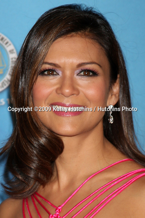 Nia Peeples  arriving  at the 40th Annual NAACP Image Awards  at the Shrine Auditorium in Los Angeles, CA on .February 12, 2009.©2009 Kathy Hutchins / Hutchins Photo..                .