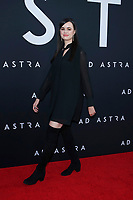LOS ANGELES - SEP 18:  Amanda Tudesco at the Ad Astra Premiere at the ArcLight Theater on September 18, 2019 in Los Angeles, CA