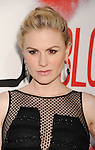 HOLLYWOOD, CA - MAY 30: Anna Paquin  arrives at HBO's 'True Blood' Season 5 Los Angeles premiere at ArcLight Cinemas Cinerama Dome on May 30, 2012 in Hollywood, California.